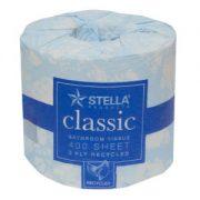 Stella Classic 2ply 400sht Toilet Tissue - 400CL