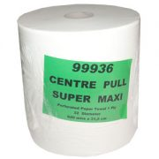 Stella Professional 1ply 640m Industrial Centre Pull Roll Towel - 99936
