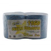 Stella Hospitality 3ply 170m Recycled Industrial Centre Pull Roll Towel  - 1160