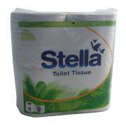 Stella Classic 2ply 400sht Toilet Tissue - 3535